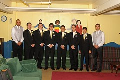 "The Groomsmen • <a style=""font-size:0.8em;"" href=""http://www.flickr.com/photos/109120354@N07/45193233445/"" target=""_blank"">View on Flickr</a>"