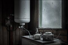 Abandoned Chapel Kitchen (ducatidave60) Tags: fuji fujifilm fujinonxf23mmf14 abandoned decay dereliction urbandecay urbex urban fujixe3
