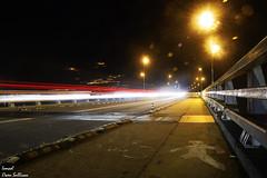 Urban lights (Ismael Owen Sullivan) Tags: foto fotografia d5300 digital nikon travel españa galicia photography sky night noche nocturno urban light lightpainting luz oscuridad oscuro dark