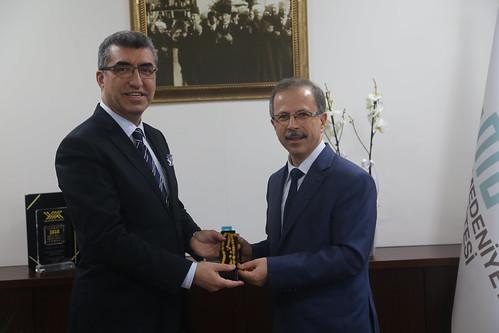 Prof. Dr. M. İhsan Karaman - Prof. Dr. Gülfettin Çelik