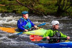 IMG_3084 (Marklucylockett) Tags: 2018 canon7d dartmoor dartmoornationalpark december devon kayak kayakers kayaking marklucylockett rapids river riverdart uk