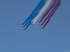 _MG_2639 (Henri Pothier) Tags: patrouille de france 2018 avion plane bretagne breizh ciel