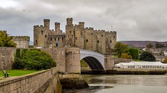 Conwy Castle, Gwynedd, Wales [Explored 441 on Thursday, January 3, 2019] (Lemmo2009) Tags: conwycastle gwynedd wales