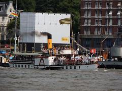 Kaiser Wilhelm (ENI 05101270) (Parchimer) Tags: dampfer steamer museumsschiff seitenraddampfer paddlesteamer hamburg hafen elbe neumühlen