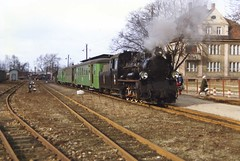 46.08 (Ray's Photo Collection) Tags: poland steam railway train pkp railways polish winter snow tour rail
