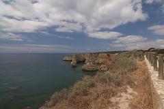 Praia da Marinha - Algarve - Portugal (Jan de Neijs Photography) Tags: portugal algarve landscape landschap landshaft clouds rocks praiademarinha navybeach marinhabeach cliffs atlanticocean atlanticcoast rotsformaties praiadamarinha atlantischeoceaan