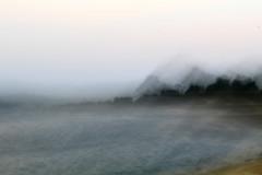 ICM 2019 13 #15 (haywoodtaylor) Tags: beach minimalist icm blur sea coast intentionalcameramovement sky mist water ocean lakeside grass tree forest sunset mountain