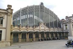 Estació del Nord de Barcelona (Escursso) Tags: barcelona norte estacio station train railway catalonia spain