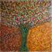 """""""Life in Full Bloom"""" by Lori R, acrylic, $100.00"""