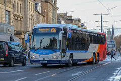 54517 YX18LLC Stagecoach Perth (busmanscotland) Tags: 54517 yx18llc stagecoach perth yx18 llc volvo b8rle plaxton panther low entry le