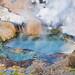 Hot Pool on the Rainbow Terrace at Orakei Korako Geyserland, The