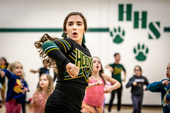 Once and Future Cheerleaders (Phil Roeder) Tags: desmoines iowa desmoinespublicschools hooverhighschool cheerleader cheerleaders cheerleading canon6d canon70200f28