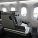 EVA Air Business Class Seat