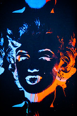 Andy Warhol (Thomas Hawk) Tags: america california museum ninemarilyns sfmoma sanfrancisco sanfranciscomuseumofmodernart usa unitedstates unitedstatesofamerica artmuseum painting us andywarhol warhol fav10