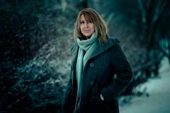 IMG_4439 (gabriela.baszak) Tags: woman beauty winter session cold blue portrait canon canon760d canon85mm