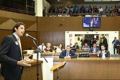 Reunião Solene para eleição da Mesa Diretora (Câmara Municipal de Belo Horizonte) Tags: câmaramunicipal cmbh câmarabh camara camarabelohorizonte câmara reunião vereadores vereador vereadora