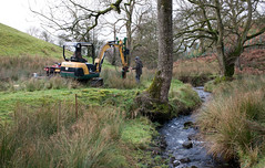 Fencing contractor, Ribble Rivers Trust