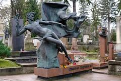 Lychakiv Cemetery (mesutsuat) Tags: lviv ukraine december 2018 fujifilm xt20 xf 1855 f28 lychakiv cemetery opera house cathedral rynok square arsenal museum europe fuji