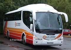 Bus Eireann SP10 (05D47674). (Fred Dean Jnr) Tags: cietoursinternational cork buseireann sp10 05d47674 blarney february2006 scania k114 irizar pb