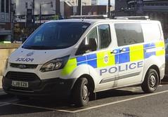 British Transport Police (LJ18 EZB) (ferryjammy) Tags: police btp lj18ezb c43 britishtransport