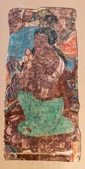 IMG_2006 (jaglazier) Tags: 123018 2018 7thcentury 7thcenturyad adults cambridge cave329 cavetemples chinese crafts december dunhuang flowers gansu harvardartmuseum images massachusetts museums painting plants religion tang usa women art buddhist china copyright2018jamesaglazier fresco idols lotus rituals servants triratna
