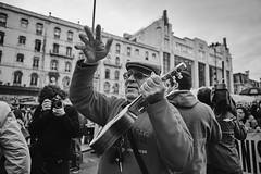 _MG_0120 (neves.joao) Tags: troika imf demonstration manifest manifestation lisbon economics streetphotography europe portugal austerity protest political democracy socialchange crowd canonef2470mml bw blackandwhite