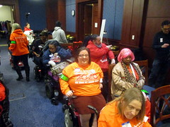 IMG_5400 (Autistic Reality) Tags: disabilityintegrationactreintroductionceremony roomsvc2023 cvc capitolvisitorcenter capital capitolhill capitol visitorcenter center visitors america architecture building structure district dc districtofcolumbia dmv downtown disability advocacy washington washingtondc cityofwashington columbia disabilityintegrationact dia reintroductionceremony reintroduction ceremony act bill law roomsvc202 roomsvc203 svc202 room svc203 inside indoors interior disabilityrights civilrights humanrights unitedstatescapitolvisitorcenter complex capitolcomplex unitedstatescapitolcomplex adapt legislation 2019