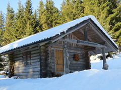 Waldkindergarten Oberhof (germancute) Tags: outdoor nature winter wald thuringia thüringen landscape landschaft