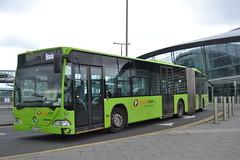 Dublin Coach 808 03-KE-16220 (Will Swain) Tags: dublin airport 17th june 2018 bus buses transport travel uk britain vehicle vehicles county country ireland irish city centre south southern capital coach 808 03ke16220