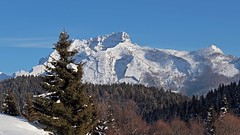Winter landscape (ab.130722jvkz) Tags: italy veneto alps easthernalps dolomites winterlandscapes montidelsole snowfall
