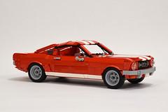 '65 Ford Mustang GT (4) (Dornbi) Tags: lego ford mustang gt 65 115