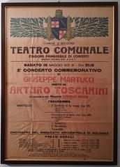 Arturo Toscanini (Renato Morselli) Tags: camerino teatro direttore orchestra teatrocomunaledibologna bologna theatre toscanini fascismo martucci concerto esilio