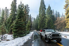 Crane Flate + Taco (itsBryan) Tags: yosemite toyota tacoma sonyg sony sonyalpha sonya7r sonya7r2 sonya7rii fall snow hetchhetchy clouds carlzeiss canyons nationalpark nature norcal dynamicrange 1point4 park 2470mm 24mm 28mm 28point2 42megapxels 70200mm roadtrip offroad