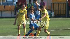 Infantiles. Villarreal CF - Ciudad de Benidorm. 22/12/2018), Jorge Sastriques