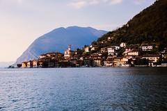 Peschiera Maraglio, Monte isola (_Billo_) Tags: sonyalphaa68 sigma18200mm13563dc landscape lagodiseo peschieramaraglio monteisola panorama lago