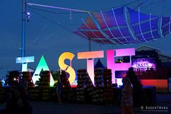 20181229-09-Taste of Tasmania evening (Roger T Wong) Tags: 2018 australia hobart rogertwong sel24105g sony24105 sonya7iii sonyalpha7iii sonyfe24105mmf4goss sonyilce7m3 tasmania tasteoftasmania crowds evening food lights night people stalls summer