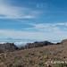 Two icons: Roque Nublo and El Teide