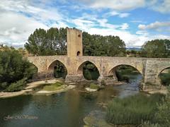 El puente/The bridge (josemanuelvaquera) Tags: arquitectura puentes rios rivers bridges