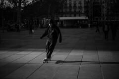 (theodirector) Tags: contrast contraste shadow shadows sunlight sunshine sunset sunny sun sunshines goldenhour placedelarepublique placedelarépublique republique paris parislife parisian parisianlife parisianpeople people pariscity citybyday citylife cityphotography city streetphoto streetphotography street streetphotographer streetreport streetlife streets parisstreet monochrome noiretblanc blackandwhite skateboard skate skateboarder sweat streetstyle youth youngman hood cool coolatitude