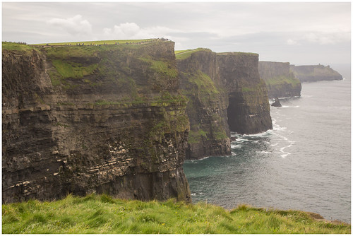 Cliffs of Moher, Ireland ...