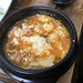Seafood soup - Korean dishes