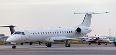 ERJ145 | G-EMBN | AMS | 20120824 (Wally.H) Tags: embraer erj145 embraer145 emb145 gembn bmi regional ams eham amsterdam schiphol airport