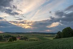 1606024482 Near Neulengbach, Lower Austria (Wolfgang_Kraus) Tags: niederösterreich loweraustria landscape pentax fields syk clouds evening smcpentaxda21mmf32al limited piplkan