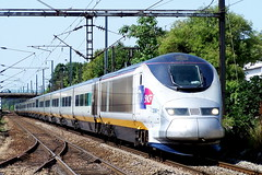 TGV TMST 3226 / Ronchin (jObiwannn) Tags: tmst tgv sncf train ferroviaire locomotive