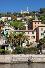 Passegiata Punta Sant'Anna (Yuri Rapoport) Tags: church 2016 recco liguria italy