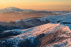 Balkan mountain (Ivaylo Madzharov) Tags: balkan mountain bulgaria landscape nature snow winter sunset