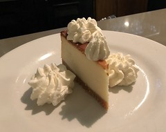 Cheesecake (sarahstierch) Tags: fishhopper monterey california dining food eating dessert cheesecake