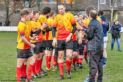 K1D11289 Amstelveen ARC2 v Rams RFC (KevinScott.Org) Tags: kevinscottorg kevinscott rugby rc rfc amstelveenarc ramsrfc apeldoorn 2019