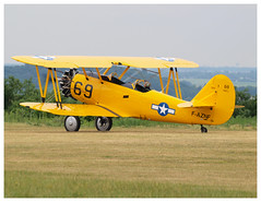 Naval Aircraft Factory N3N-3 (F-AZNF) (Aerofossile2012) Tags: 2017 meeting airshow laferté avion aircraft aviation toratoratora