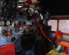 20181029 MMSI_0018 Beyer-Garratt Steam Locomotive Cab~1930 (paul_slp5252) Tags: manchestermuseumofscienceindustry beyergarrattsteamlocomotive 1930